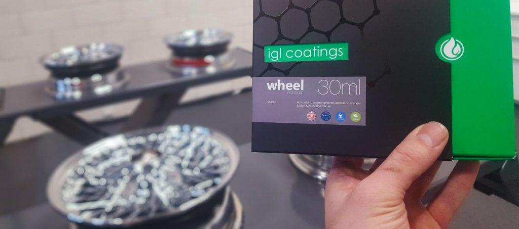 IGL Coatings wheel